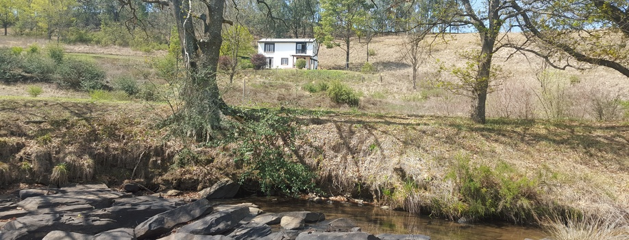 family cottage, self catering, river views