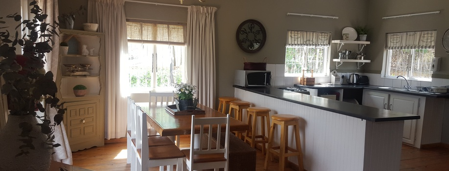 self catering fully equipped