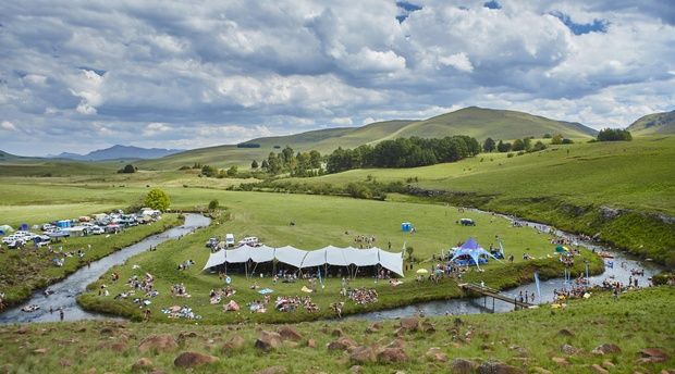 The Flying Fish River Stage at Splashy Fen will be another popular venue for Splashy Fenners at the 2017 Splashy Fen from 13-16 April.